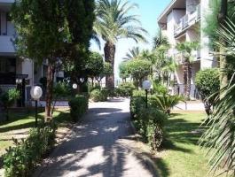 Residence Le Palme - Appartamenti direttamente sul Mare Silvi Marina, Abruzzo